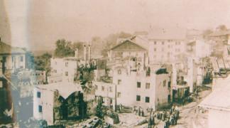 Großbrand 1895 – FF Hötting