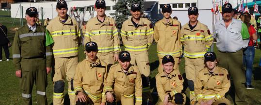 Feuerwehrjugend Wissenstest 2019 in Fritzens
