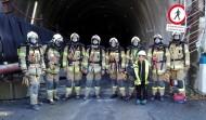 Übung Brennerbasistunnel
