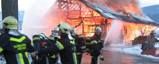 Stadlvollbrand Kranebitter Hof