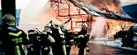 Willkommen auf der Website der Freiwilligen Feuerwehr Hötting!