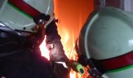 Alarmierung Kellerbrand