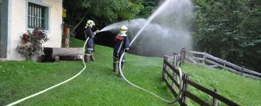 Übung Rauschbrunnen