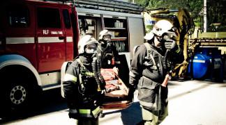 SSG – Sauerstoffschutzgeräteträger