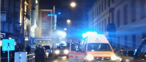 Brand in Hotel – besetzen der HFW