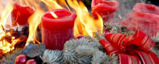 Advent, Advent, der …