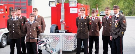 40 kVA-Stromerzeuger erhalten